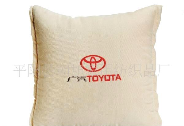 供应帆布抱枕被 全棉抱枕被 广告抱枕被 汽车抱枕被