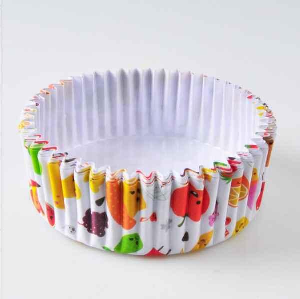 耐高温马芬蛋糕纸杯