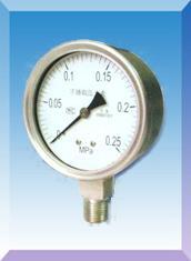 不锈钢压力表(Y-60B 100B 150B系列)
