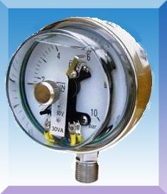 抗振磁敏电接点压力表YXH-100 YXH-150-Z