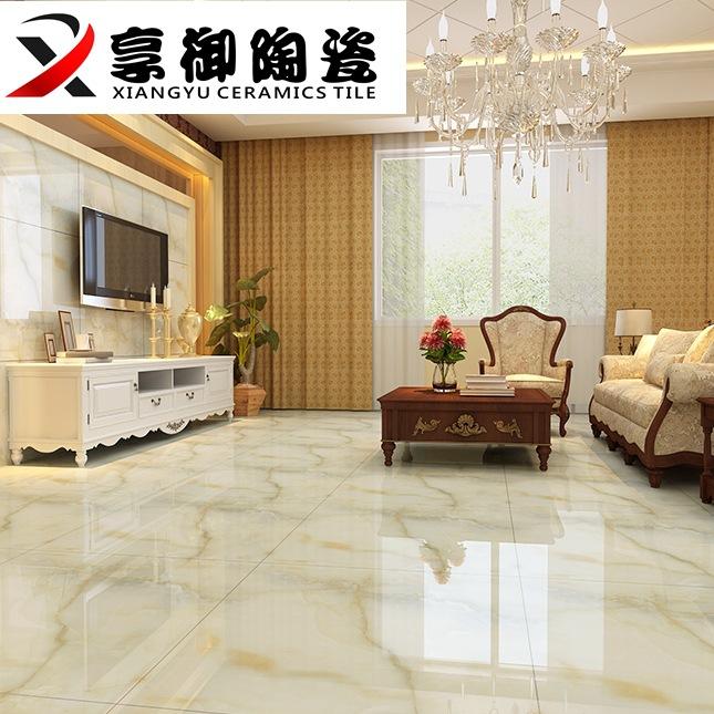 微晶石 800800 佛山地板砖厂家直销 客厅 地面砖 翡翠晶石