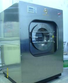 洗脱两用机 烘干机 毛巾或毛巾消毒洗涤配送中心整体低价转让