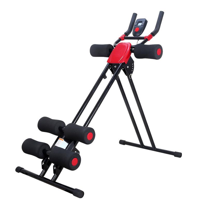 家用小型健身器材大全_多功能收腹机懒人健腹器 过山车腹肌训练运动美腰机 家用健身器材