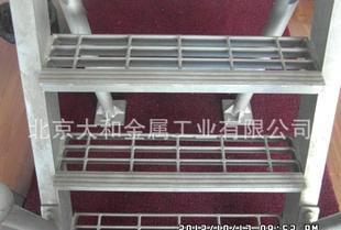 钢梯平台热浸锌踏步板