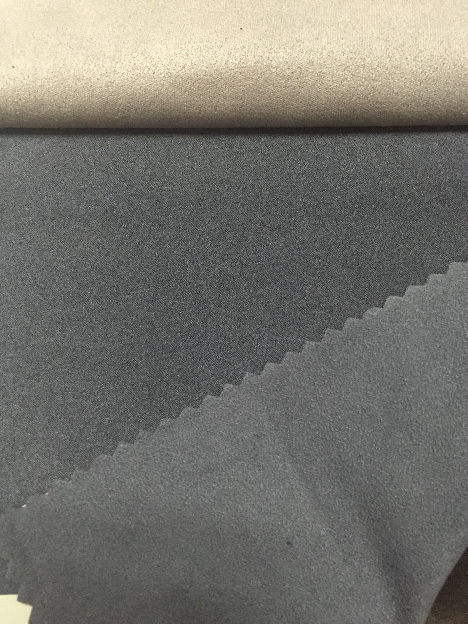 四面弹麂皮绒秋冬女装