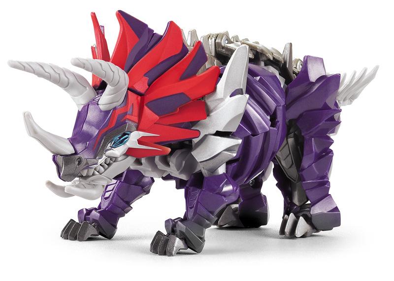 图片仅供参考,变形玩具金刚合金版恐龙机器人玩具模型霸天虎铁渣火炭