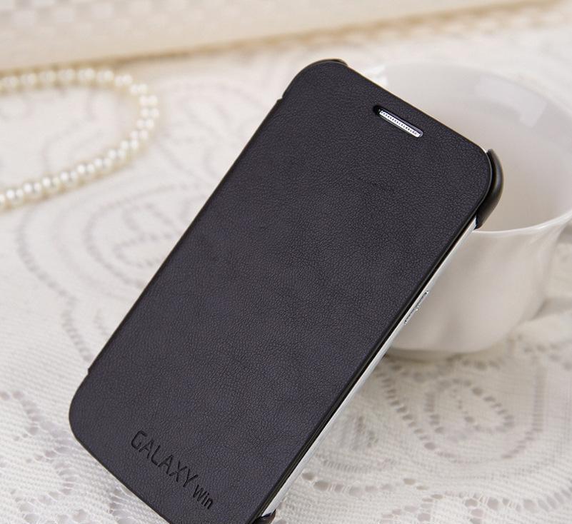 三星g3812手机壳g3818手机套 原装皮套g3819d免拆翻盖保护套 外壳