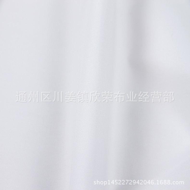 厂家直销 60S全棉贡缎 纯棉白色棉布 星级宾馆酒店专业面料