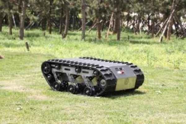 履带式机器人供应