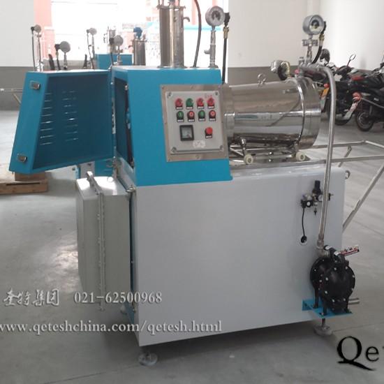 上海奎特厂家直销(TV-20L)高粘度卧式砂磨机可加工定制价格优惠