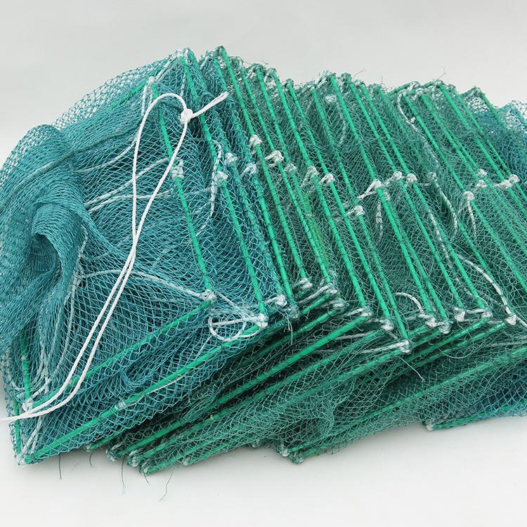 25节鱼笼蟹笼虾笼龙虾笼黄鳝笼泥鳅笼捕蛇笼