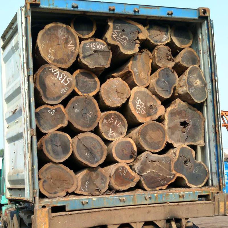 直销供应沉贵宝 东非酸枝 家居木材 工艺品用木 结实硬度高原木