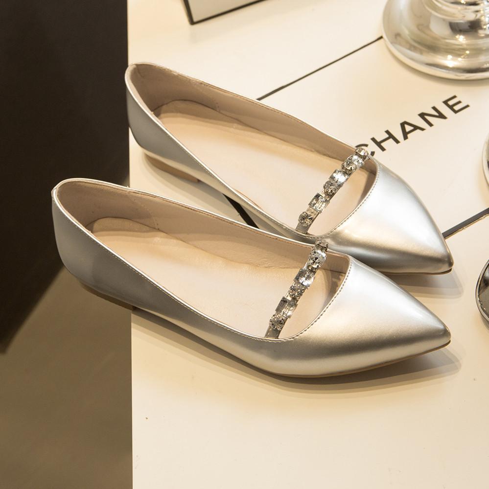 平跟鞋女鞋