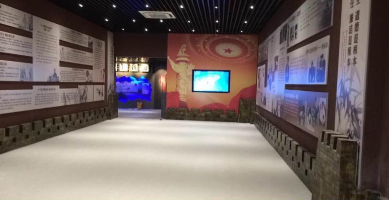 机械及行业设备 农业机械 永磁电机 供应展厅设计与施工2南京梵特展览图片
