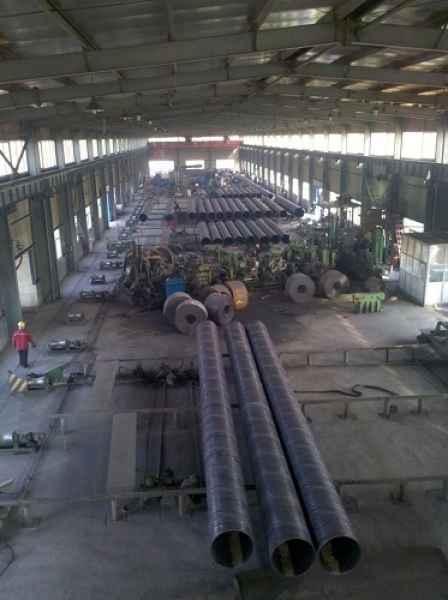 螺旋钢管现货供应