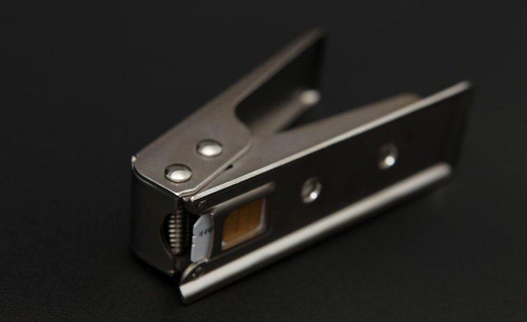 剪卡器iphone4