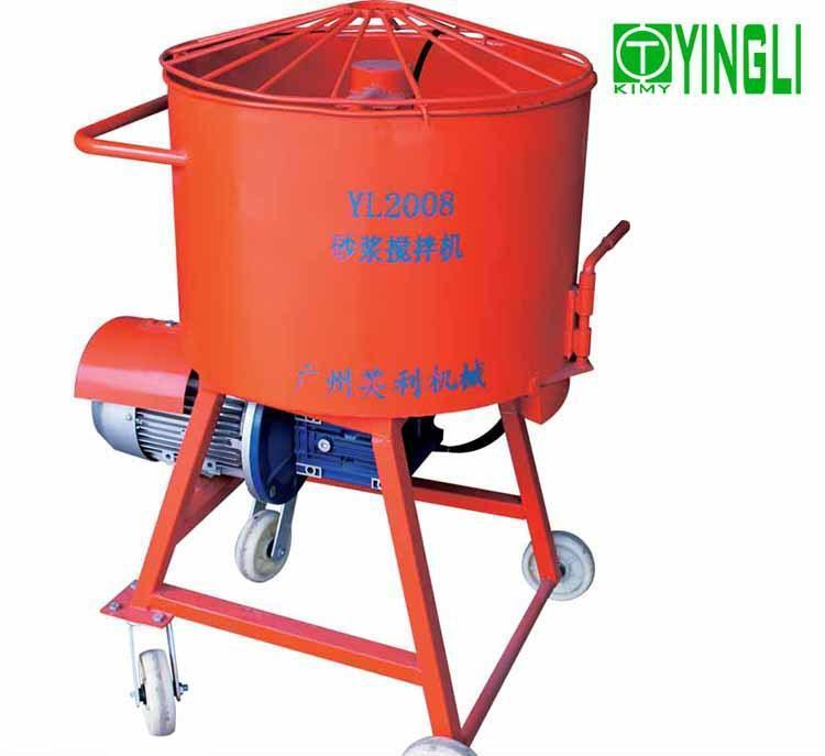 供应电动水泥砂浆搅拌机 多功能立式搅拌机 小型移动式搅拌机直销图片