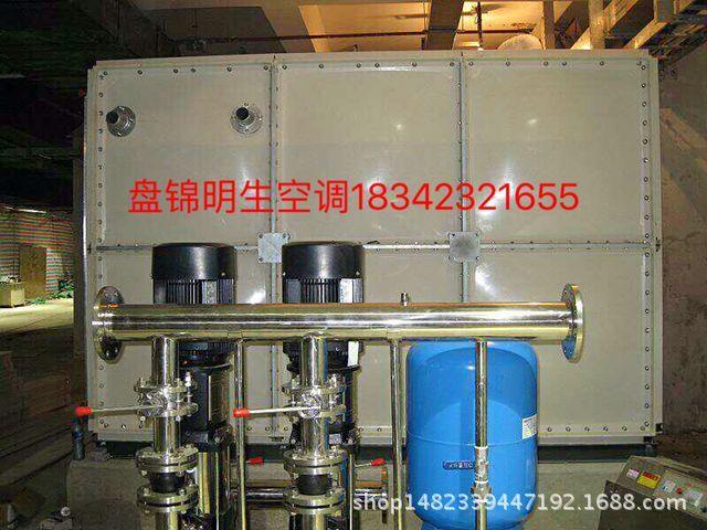 供应SMC组合式玻璃钢水箱2