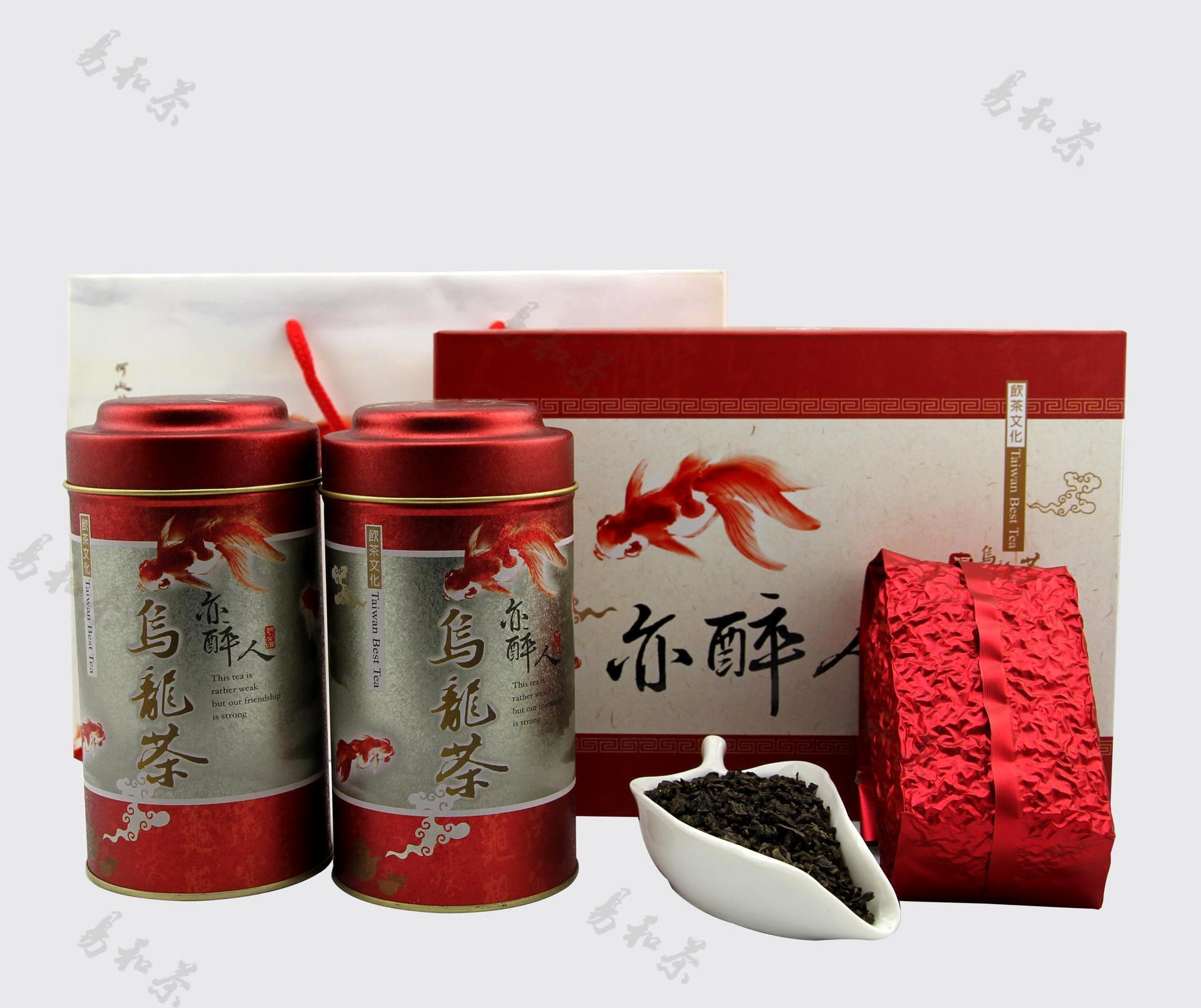 白芽奇兰 平和茶叶 亦醉人礼盒装图片