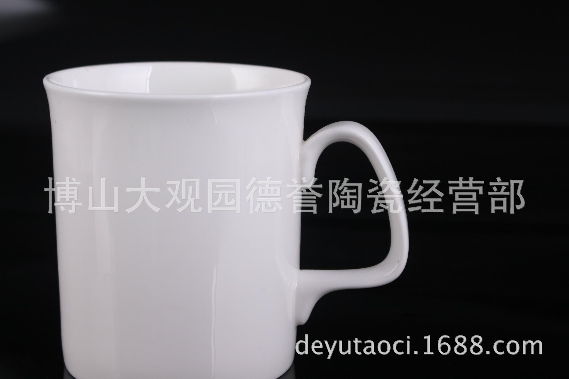 厂家直销高档创意礼品陶瓷杯情侣杯子马克杯生日婚庆回陶瓷杯0