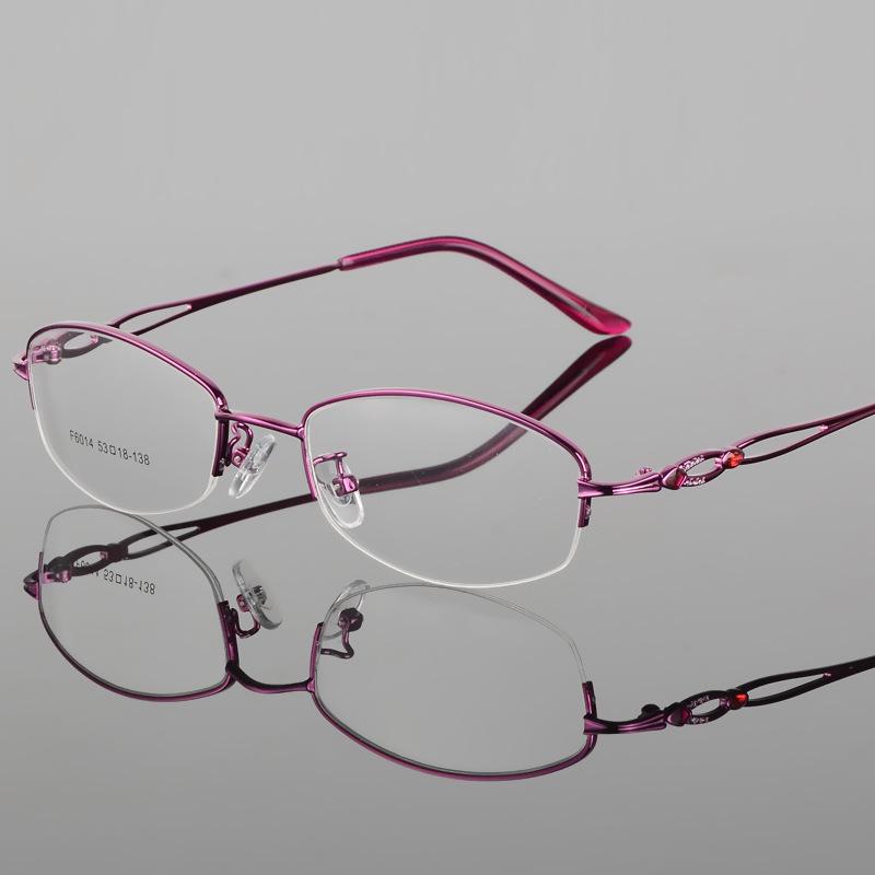 【女款近视眼镜框图片】_女款近视眼镜框图片