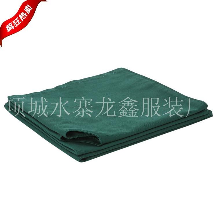 墨绿手术室桌布孔巾医院双层包布洞巾治疗巾剖腹单耐高温耐氯漂