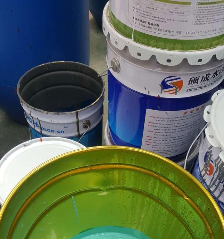 玻璃水漆生产