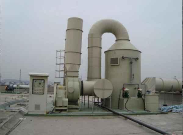 广东工业废气处理设备