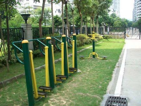 小区健身器材组合,广场健身器材厂家