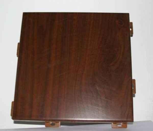 仿木纹铝单板生产商