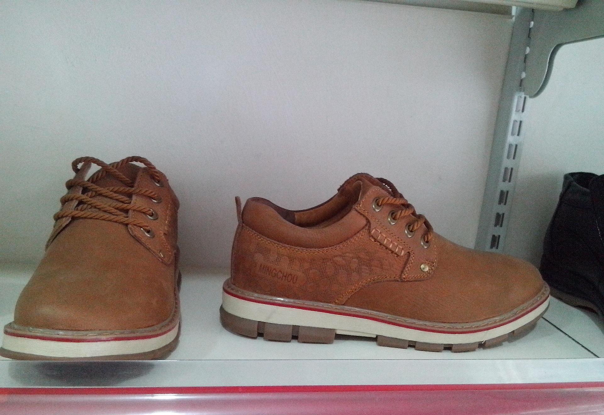 超值特卖 真皮休闲鞋