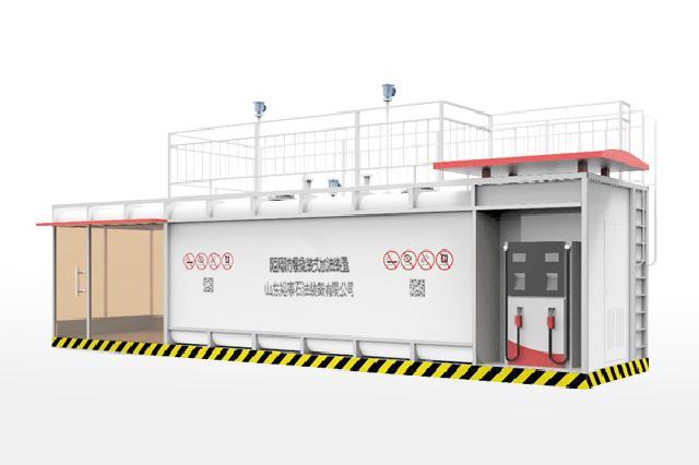 儲油罐批發價格-哪里能買到好用的10m3單平臺箱式阻隔防爆撬裝式加油裝置
