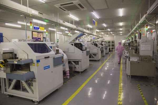浙江LED液晶线路板净化工程