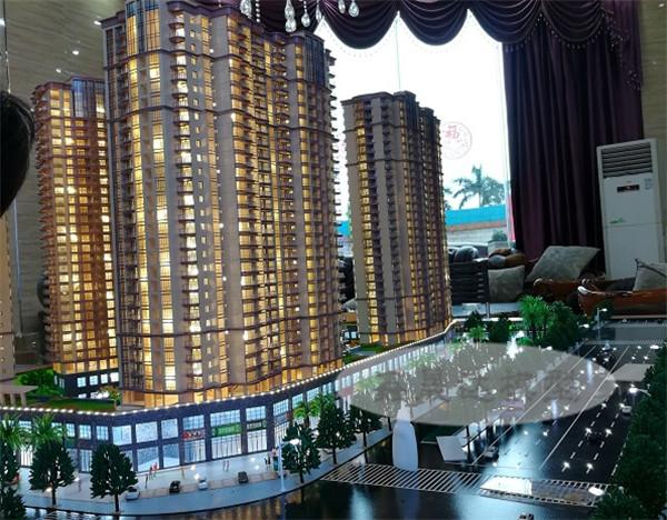 南宁建筑沙盘模型_哪里可以定做建筑模型