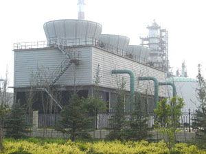 无填料喷雾冷却塔专业供应商当属顺捷环保设备——无填料喷雾冷却塔制造厂家