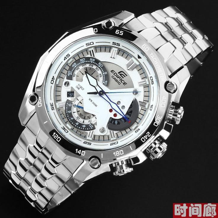 卡西欧商务休闲时尚防水男士手表手表批发机械表石英表