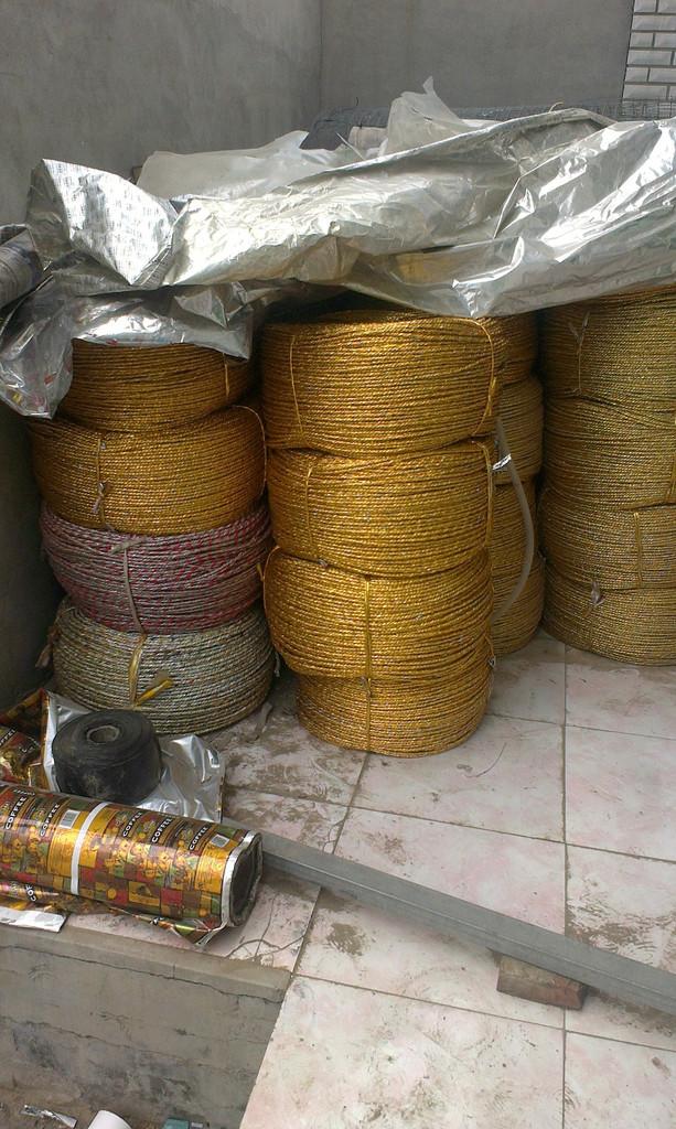 南阳市专业生产废纸打包绳黄金绳大棚压膜绳吊线绳价格优惠