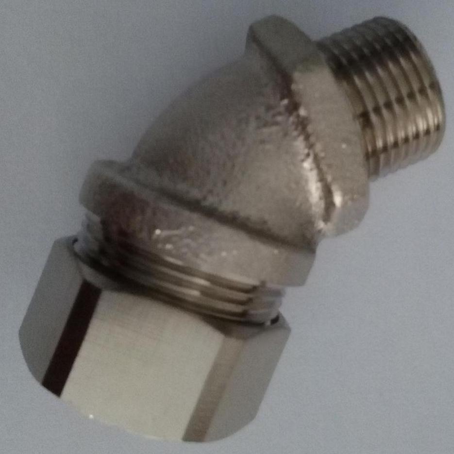 IP68 铜镀镍软管接头