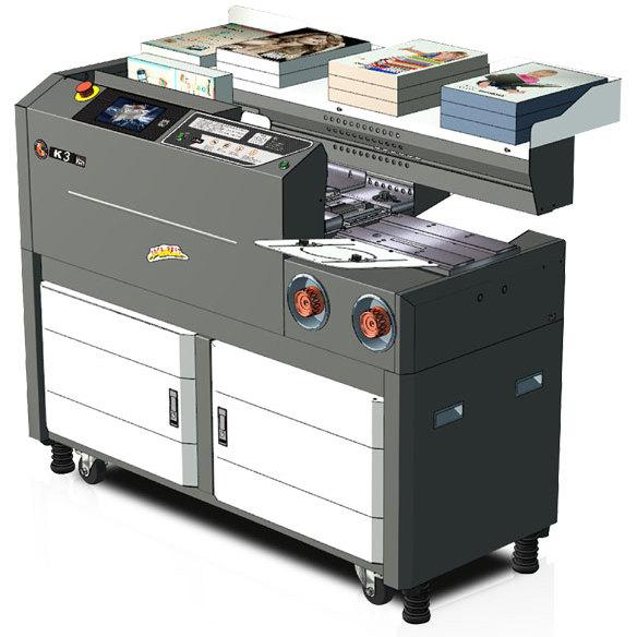 彩霸胶装机 K3 胶装机生产厂家  品牌胶装机  批发供应胶装机