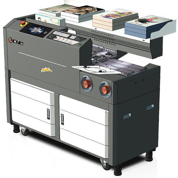 彩霸K7无线胶装机  胶装机领导品牌  胶装机批发供应