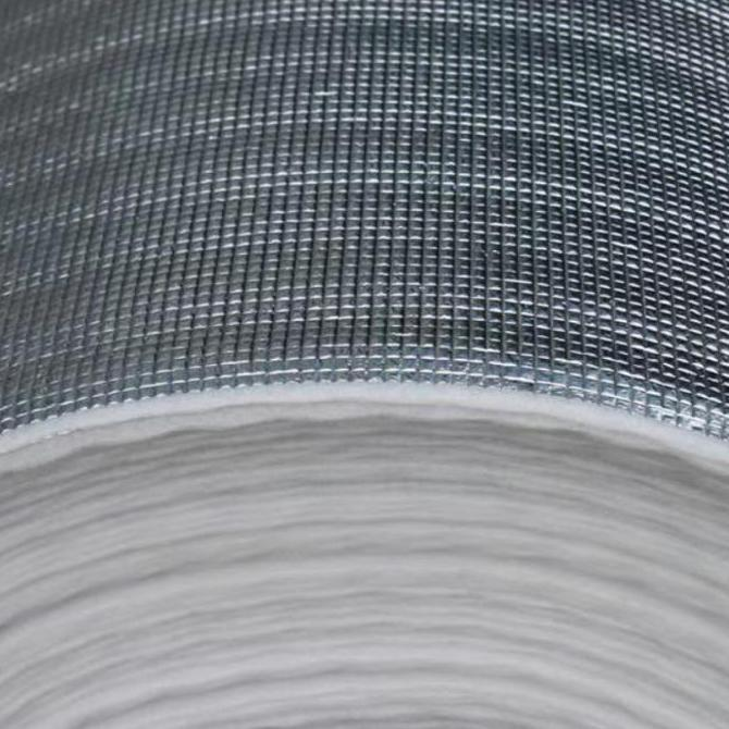 铝膜珍珠棉 EPE珍珠棉复铝膜 保温隔热材料