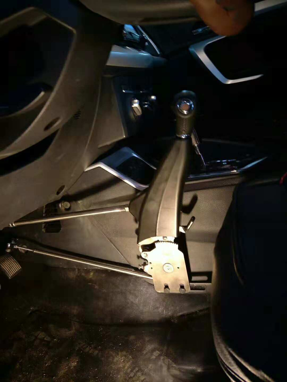 汽车改装配件残疾人汽车专属C5