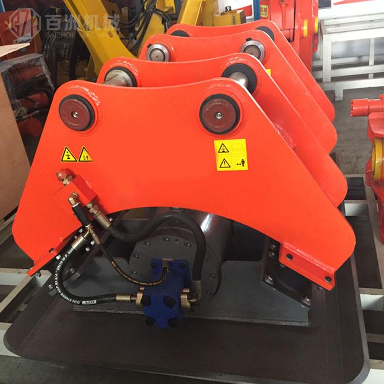 挖掘机夯实机小挖机打夯机BZKC03边坡压实机