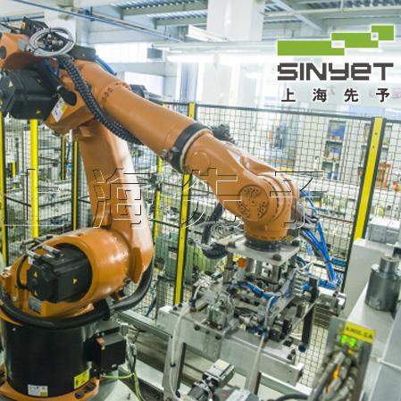 微波炉装配线非标制定 上海先予工业自动化设备有限公司