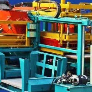 環保水泥磚機 建豐磚機 全自動免燒磚機  液壓機械設備 多功能路面制磚機