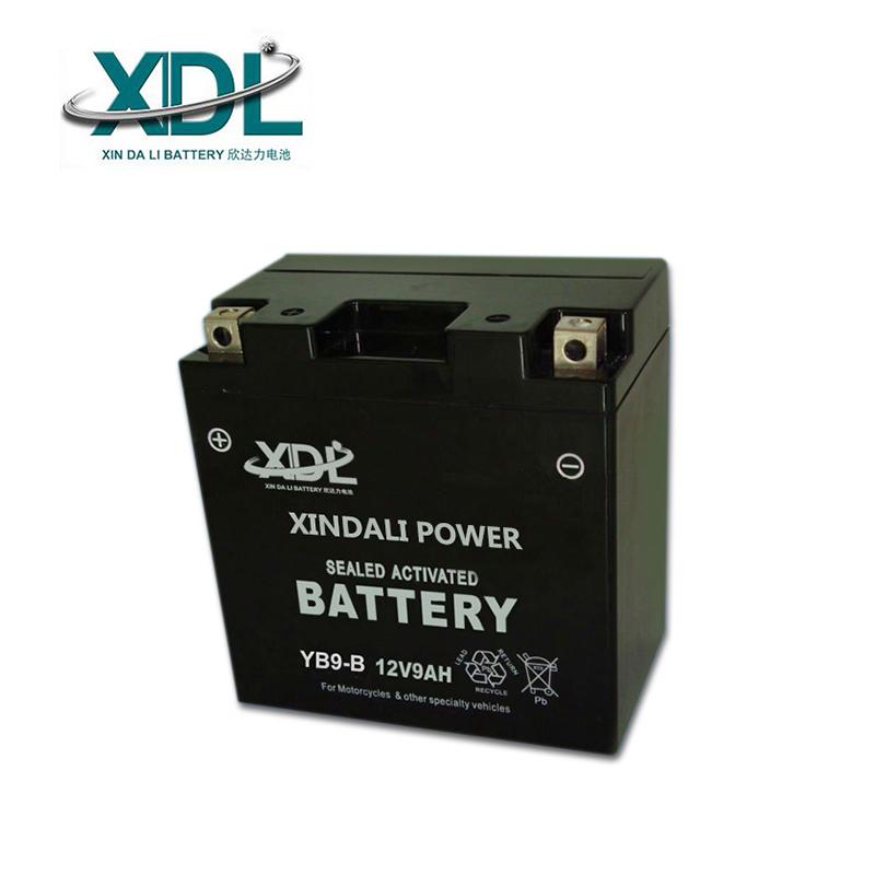 摩托车蓄电池 YTX14L-BS 12V12ah