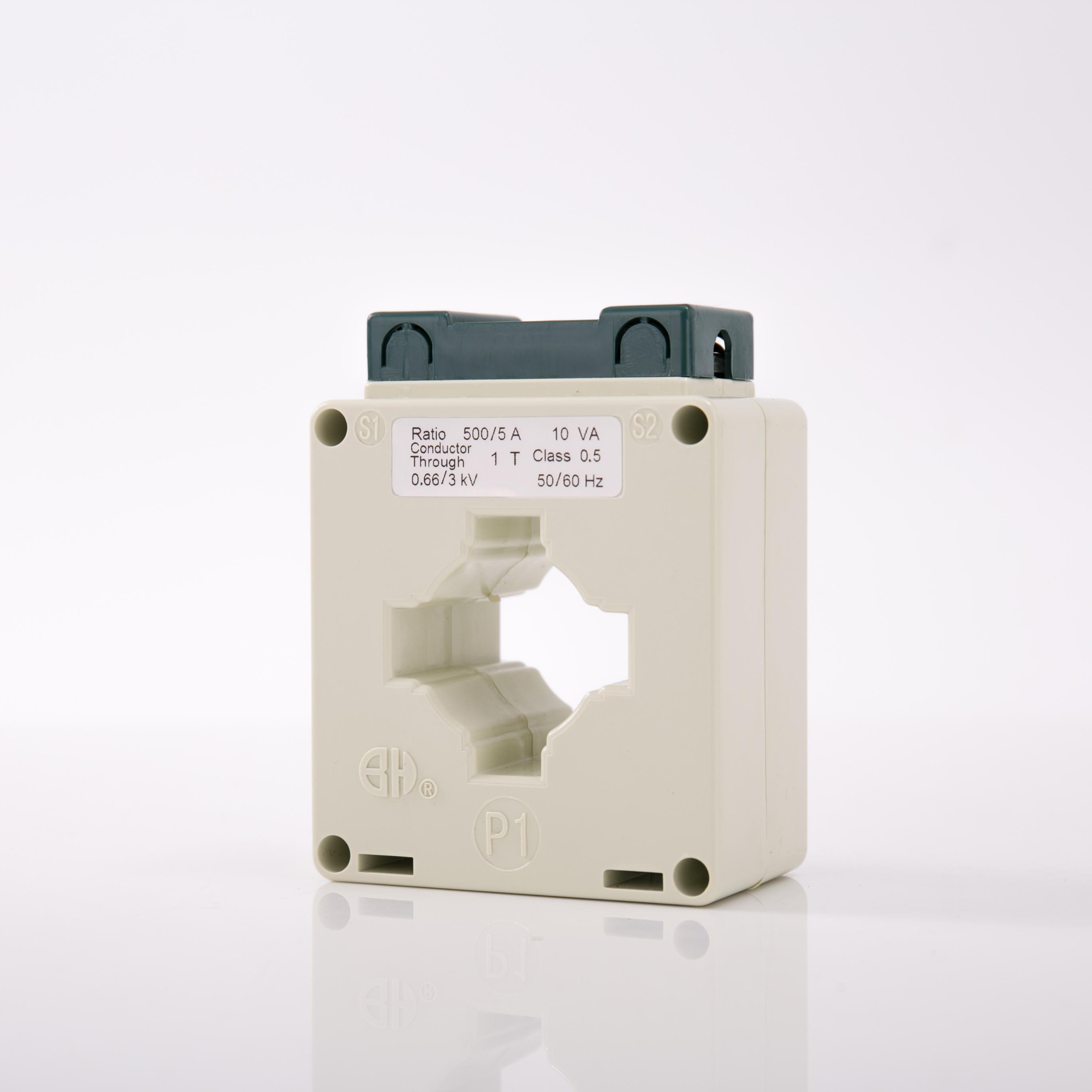 供应 BH-0.66系列 40Ⅰ型 低压电流互感器(方圆孔型)互感器