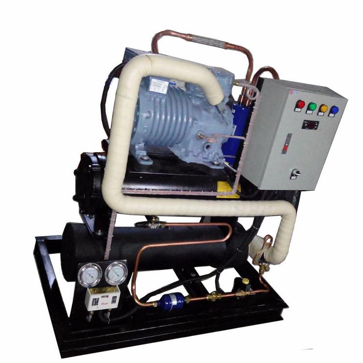 供应冷库机组制冷设备产生谷轮压缩机