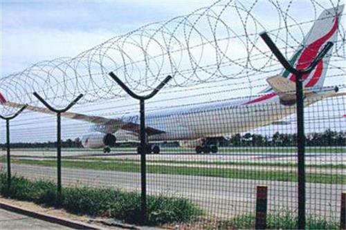 机场护栏价格|信阳机场护栏|  江苏华胜金属