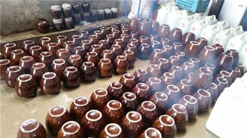 翁源地窖酒价格,选用优质稻米为原料_翁城镇客泉醇